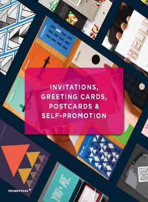 Invitations, Greeting Cards, Postcards and Self-Promotion by Marta Serrats