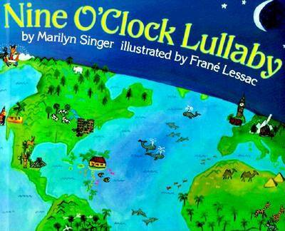 Nine O'Clock Lullaby by Marilyn Singer