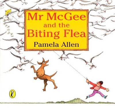 Mr Mcgee & The Biting Flea book