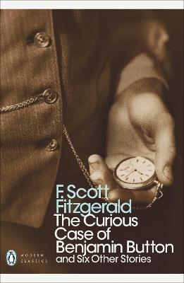 Curious Case of Benjamin Button book