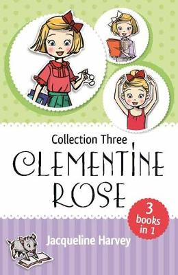 Clementine Rose Collection Three book