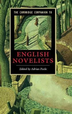 Cambridge Companion to English Novelists book