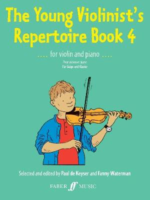 Young Violinist's Repertoire  Book 4 by Paul de Keyser