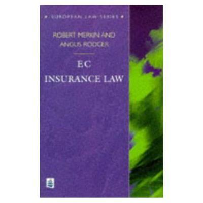 EC Insurance Law by Professor Robert M. Merkin