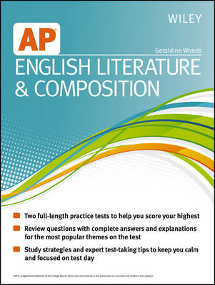 Wiley Ap English Literature & Composition by Geraldine Woods
