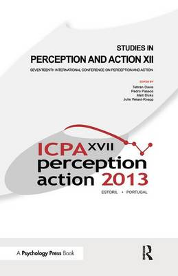 Studies in Perception and Action book