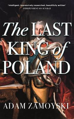 The Last King Of Poland book
