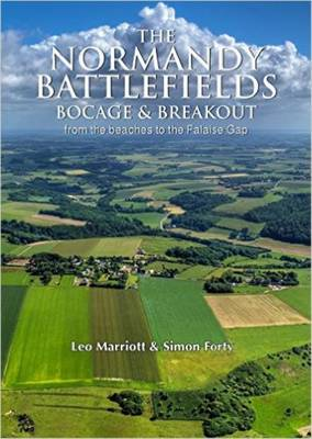 Normandy Battlefields by Leo Marriott