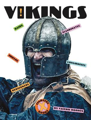 X-Books: Vikings book