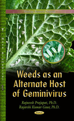 Weeds as an Alternate Host of Geminivirus book
