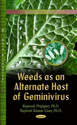 Weeds as an Alternate Host of Geminivirus by Rajneesh Prajapat