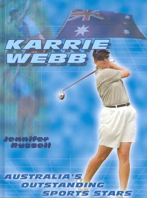 Karrie Webb by Jennifer Russell