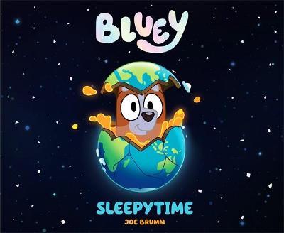 Bluey: Sleepytime book