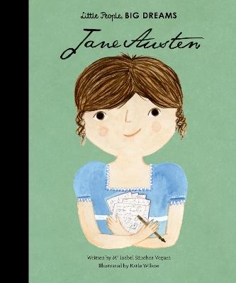 Jane Austen by Maria Isabel Sanchez Vegara