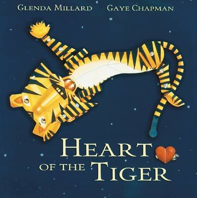 Heart of the Tiger book