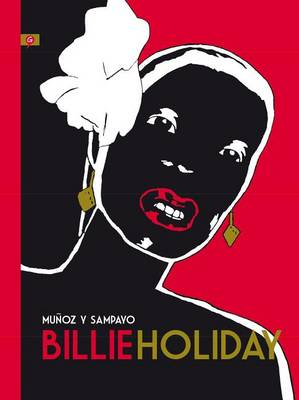 Billie Holiday by Carlos Sampayo
