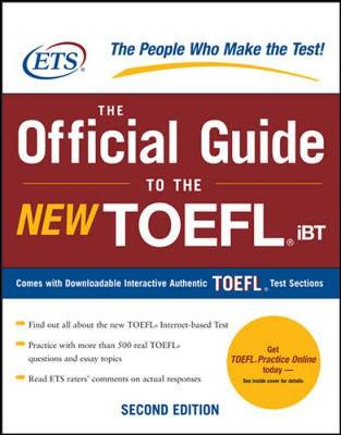 The Official Guide to the New TOEFL Ibt by Educational Testing Service