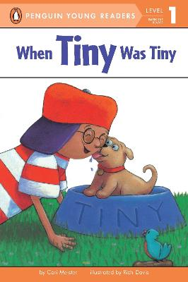 When Tiny Was Tiny book