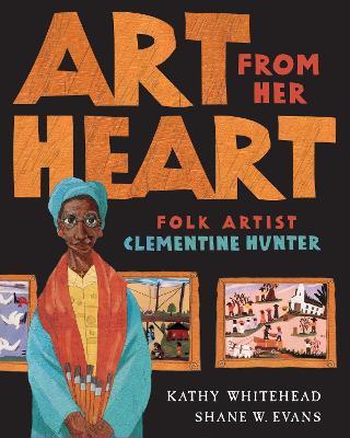 Art from Her Heart book