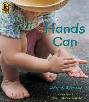 Hands Can Big Book by Willis Hudson Cheryl