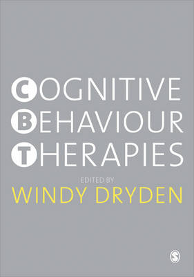 Cognitive Behaviour Therapies by Windy Dryden