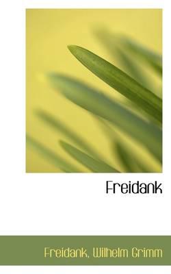Freidank by Freidank Wilhelm Grimm