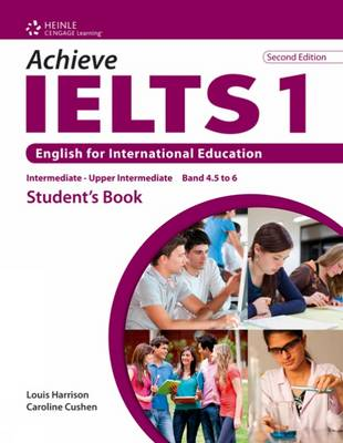 Achieve IELTS 1 by Louis Harrison