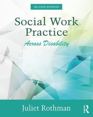 Social Work Practice Across Disability book