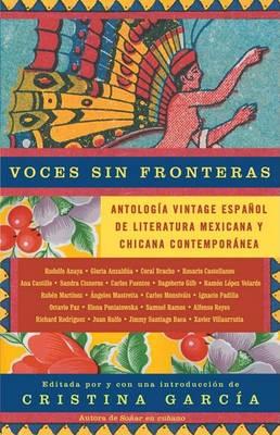 Voces Sin Fronteras by Cristina Garcia