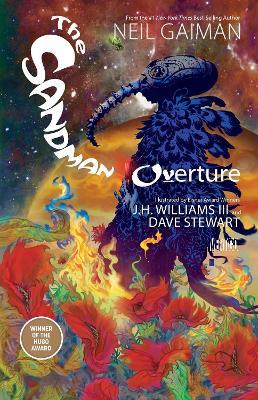 Sandman Overture TP book