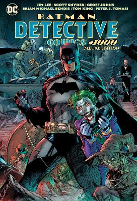 Batman: Detective Comics #1000: The Deluxe Edition by Peter J. Tomasi