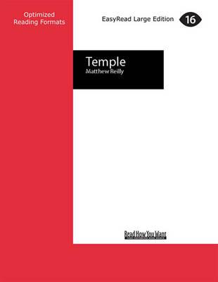 Temple (3 Volumes Set) book