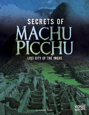 Secrets of Machu Picchu book