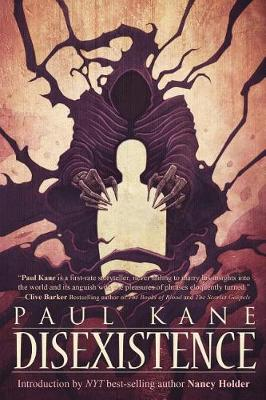 Disexistence by Professor of English Paul Kane