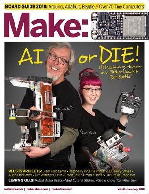 Make - Volume 63 by Mike Senese