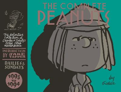 The Complete Peanuts 1993-1994 by Charles M. Schulz