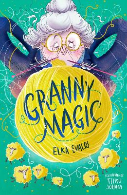 Granny Magic by Elka Evalds
