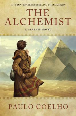 Alchemist Graphic Novel by Paulo Coelho