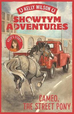 Showtym Adventures 2: Cameo, the Street Pony book