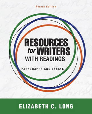 Resources for Writers with Readings by Elizabeth C. Long