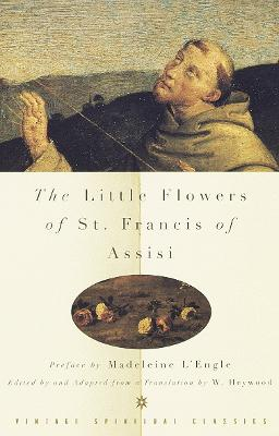 Little Flowers of St. Francis book