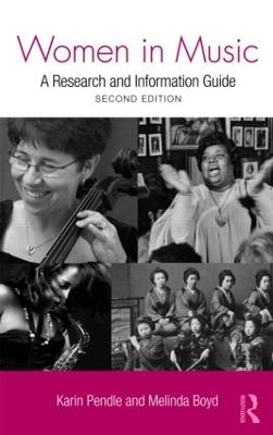 Women in Music book