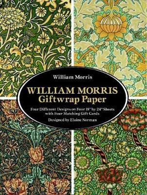 William Morris Giftwrap Paper by William Morris