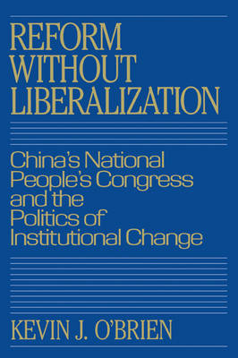 Reform without Liberalization book