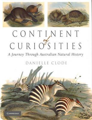 Continent of Curiosities book
