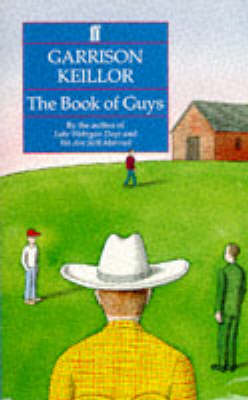 The The Book of Guys by Garrison Keillor