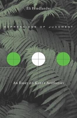 Expressions of Judgment book