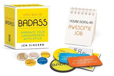 Little Box of Badass by Jen Sincero