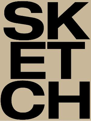 Sketch - Large Kraft: Volume 18 by Editors of Chartwell Books