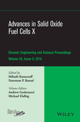Advances in Solid Oxide Fuel Cells book